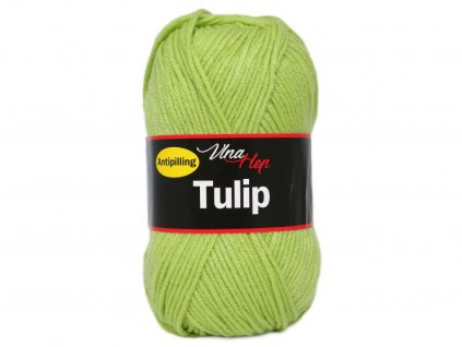 Příze Tulip 4145 sv. zelená