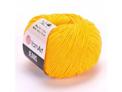 Gina 35 žlutá