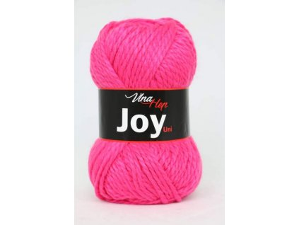 Příze Joy uni 4035 růžová