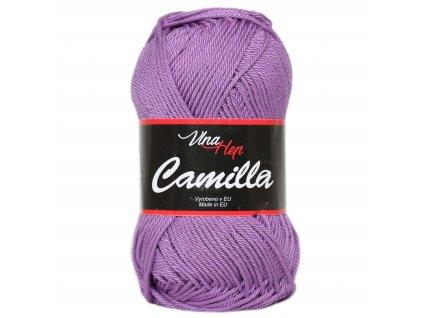 Příze Camilla 8055 šeříková