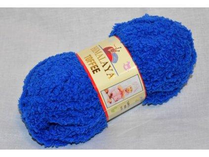 Příze Toffee 514 modrá