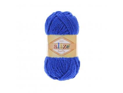 Softy 141 královská modrá