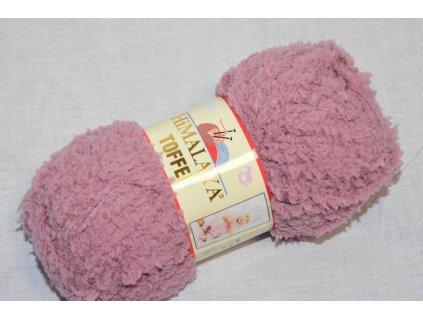 Příze Toffee 517 starofialovo-růžová