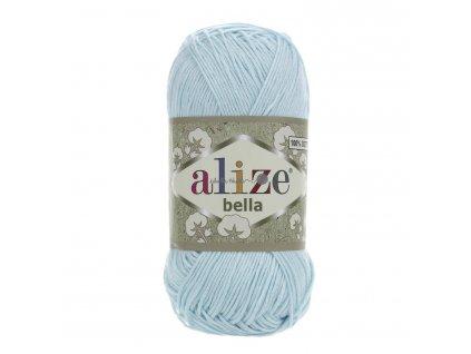 Příze Alize Bella 514 ledová modrá
