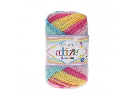 Sekerim bebe batik 6550 barevná
