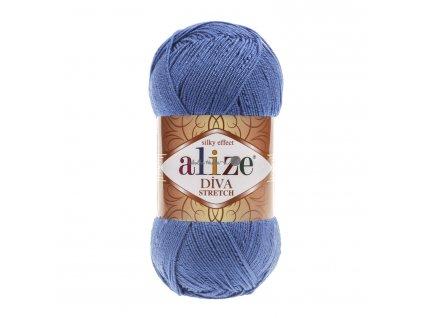 Alize Diva stretch 353 indigo