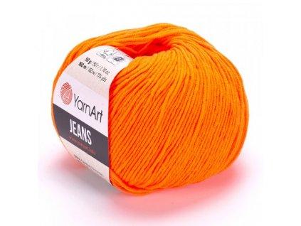 Gina 77 pomerančová