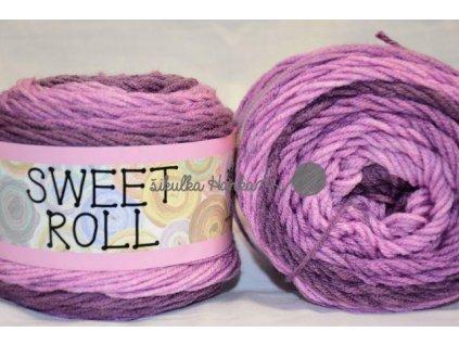 Sweet roll 13 sv.fialová