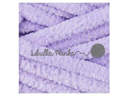 Příze Yarn art Dolce 744 sv.fialová