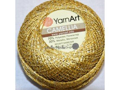 Camellia 2440 zlatá