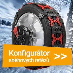 Konfigurátor sněhových řetězů