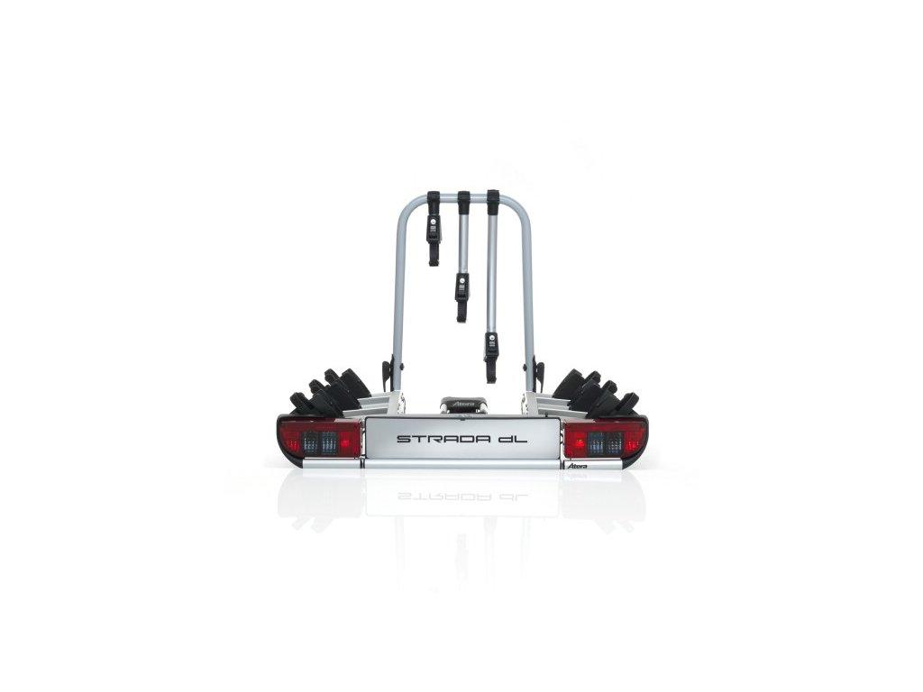 Atera Nosič kol Strada DL 3 + 1  + Redukce nebo zámek na kola spirálový nebo stěnový držák Hook