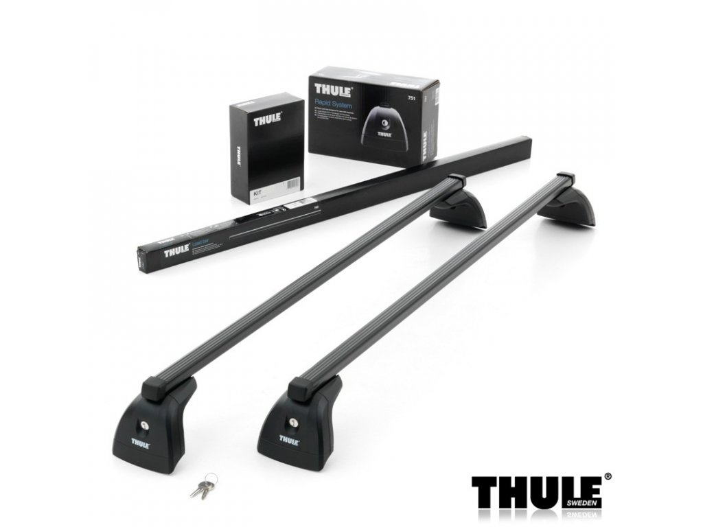thule 751 761 kit pro auta cz. Black Bedroom Furniture Sets. Home Design Ideas