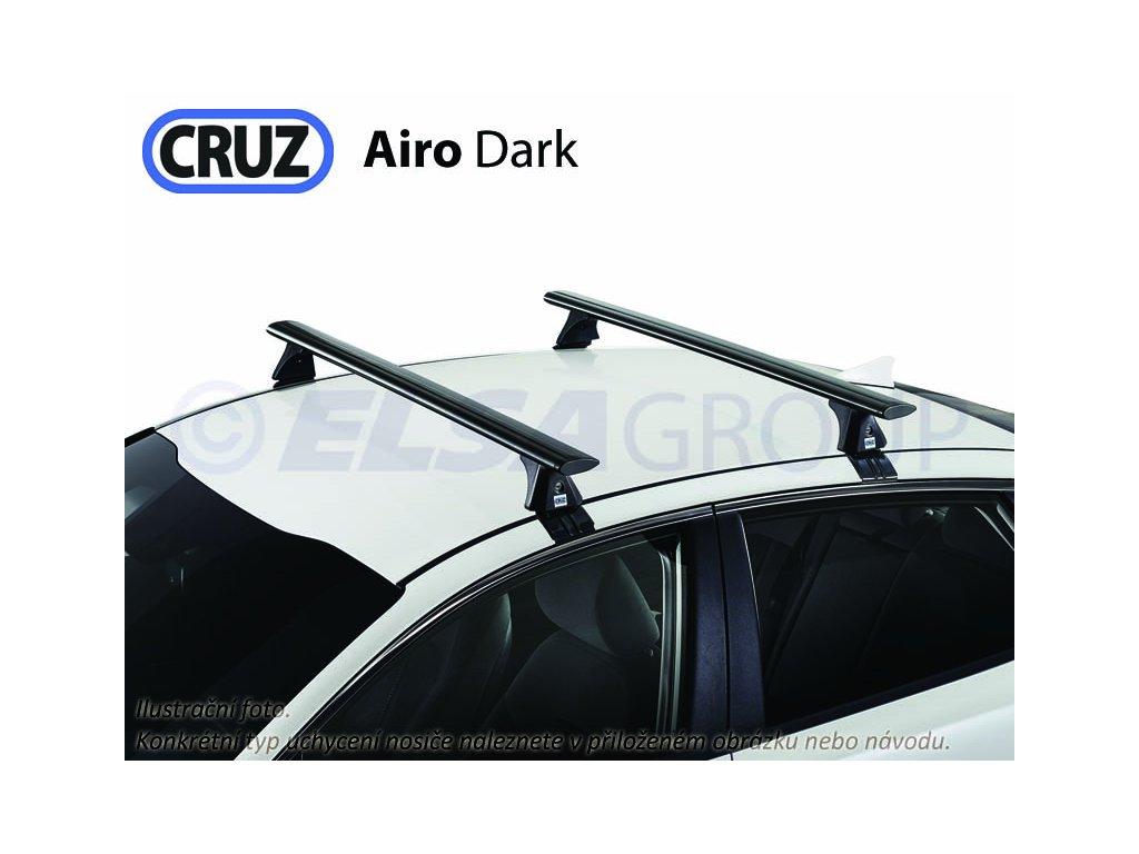Střešní nosič Opel Grandland X 17-, CRUZ Airo Dark