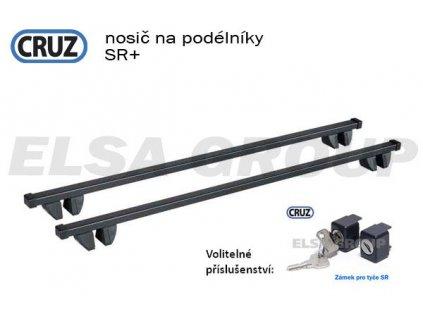 Střešní nosič na podélníky CRUZ SR+ 110
