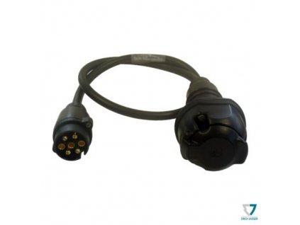 adapter 7 13pin kabelovy 1m erich jaeger