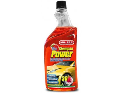 24511 mafra shampoo power koncentrovany autosampon 1000ml