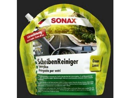 24679 sonax letni kapalina do odstrikovacu green lemon 3l