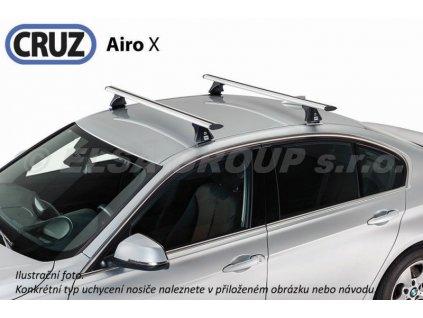 Střešní nosič Daewoo Nexia sedan, CRUZ Airo ALU