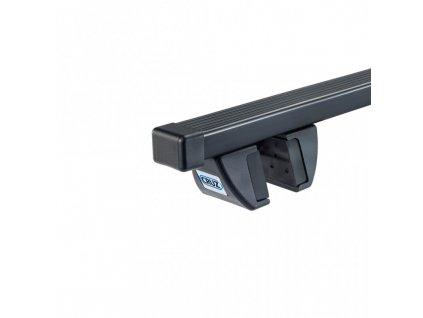 Střešní nosič Daewoo / Chevrolet Tacuma 5dv. na podélníky, CRUZ