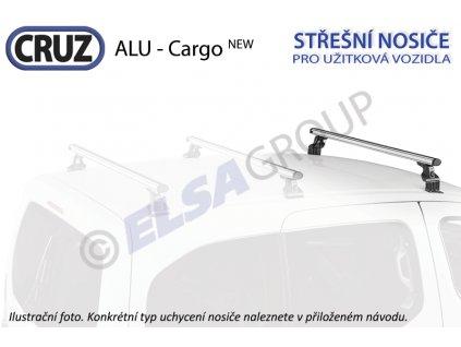 3. příčník ALU-Cargo k 924328 pro Fiat Doblo / O. Combo (zadní)