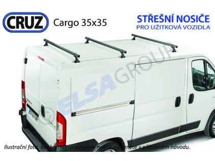3. příčník 35x35 k 923311 pro Iveco Daily (00->)