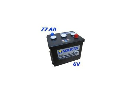 31648 varta black dynamic 6v 77ah 360a 077015