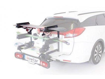 Rozšíření pro nosič lyží TowCar Aneto o 2 páry lyží