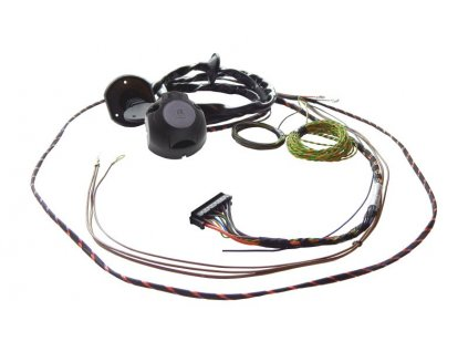 Typová elektropřípojka Isuzu D-Max 2012- , 7pin, Erich Jaeger
