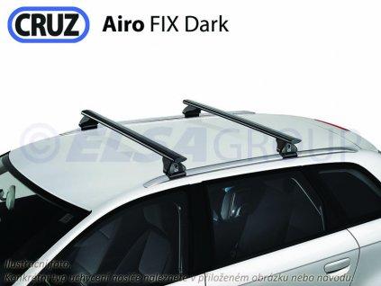 Střešní nosič Hyundai Kona 5dv.17-, CRUZ Airo FIX Dark
