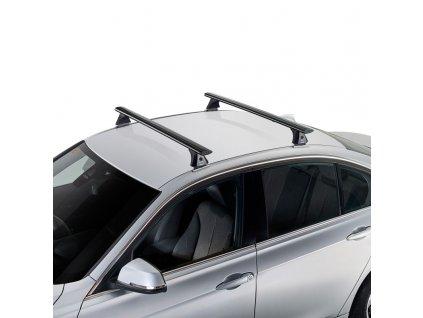Střešní nosič Nissan Note MPV (E12), CRUZ Airo Dark