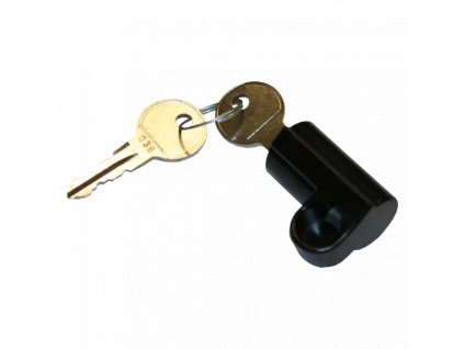 ND zámek Ecofit + 2 klíče