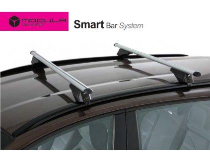 Střešní nosič Peugeot 508 10-, Smart Bar