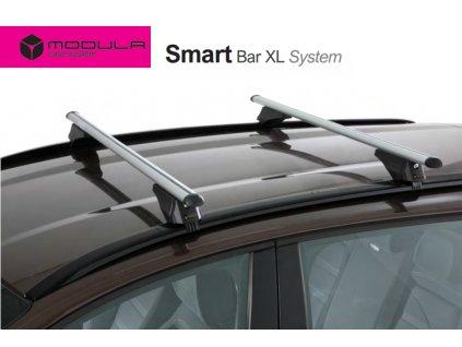 Střešní nosič Mitsubishi ASX 10-13, Smart Bar XL