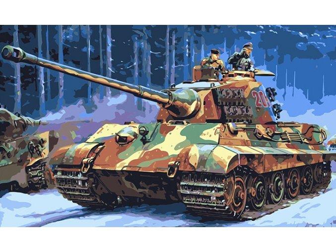 Panzerkampfwagen VI - Tiger II