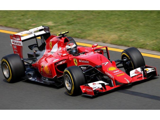 F1 - Ferrari