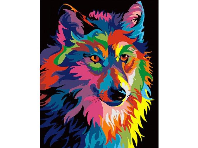 Abstraktní vlk