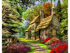 Domek v přírodě