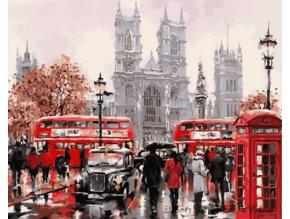 Londýn - Westminsterské opatství