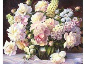 Květiny ve váze