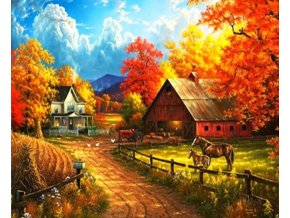 Podzim na ranči