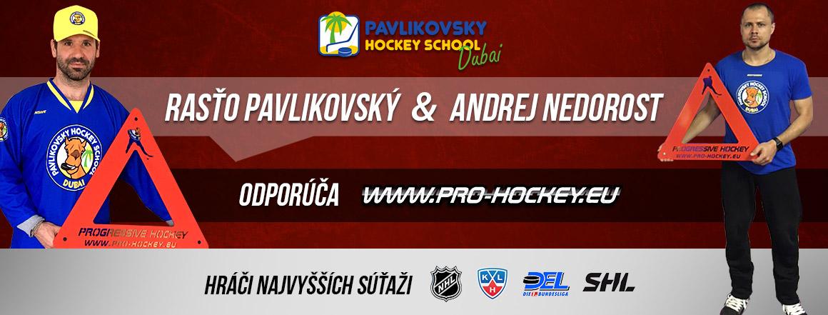 Hokejove pomôcky, Andrej nedorost, Pavlikovský Hockey School