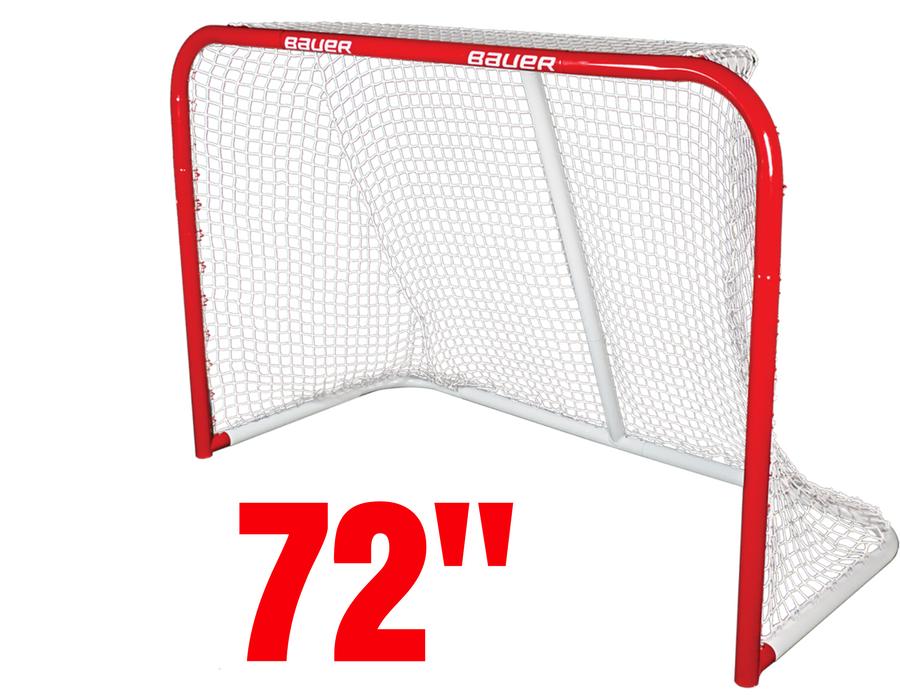 """Tréningové hokejové brány oficiálna veľkosť 72"""" (183cm x 122cm x 68cm)"""