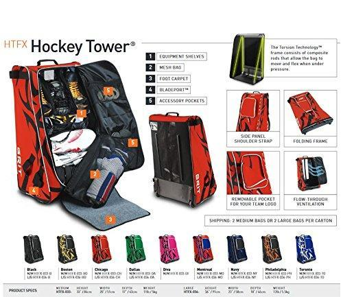 grit htfx hockey tower