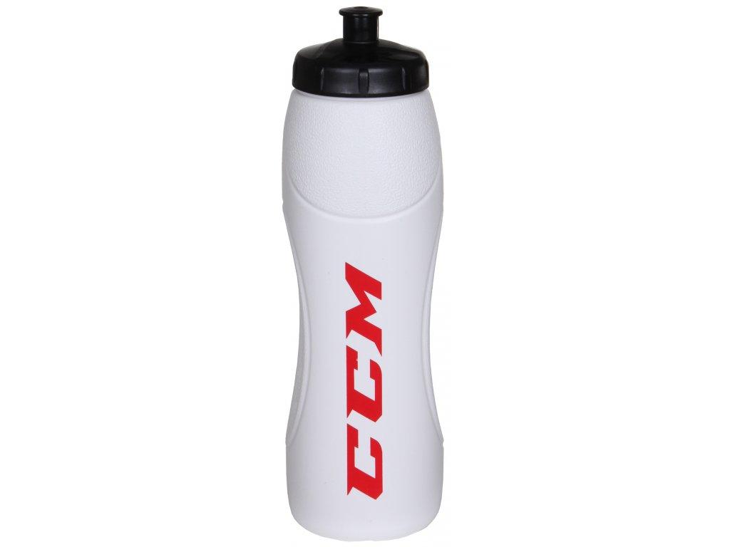 Športová fľaša CCM 1000ml biela