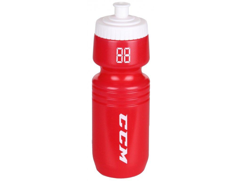 Športová fľaša CCM 700ml červená