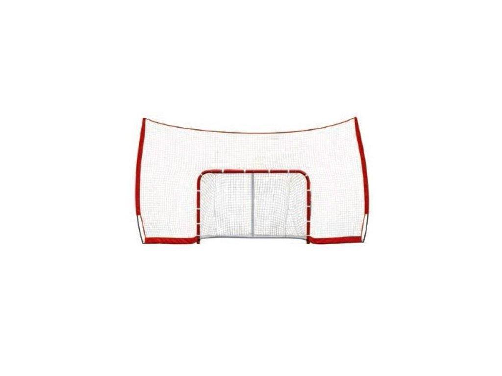 """Postranná sieť Winnwell 72"""" s uchytenním o bránku, postranna sieť na bránu, postranna siet na branu, siet na branu, siet na hokejovu branu, hokejova brana, hokej, hokejovy trening"""