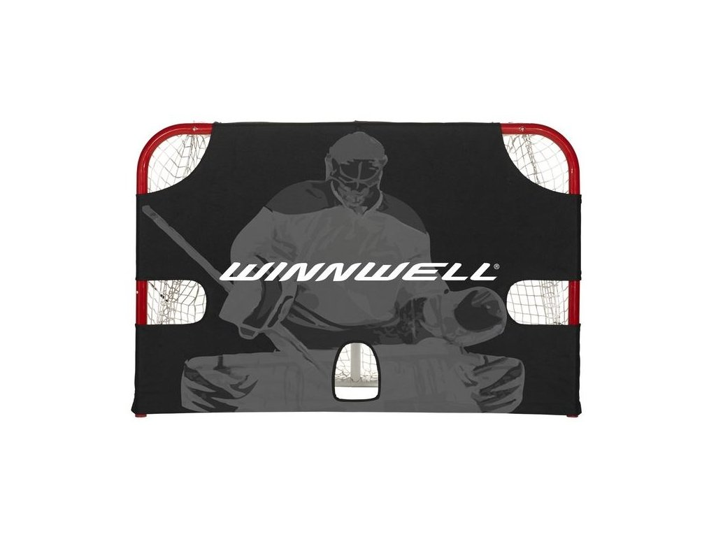 winnwell brána heavy duty, winnwell treningova brana, hokejova brana ododlna, ododlna hokejova brana, brana na domaci hokejovy trening, hokejovy trening