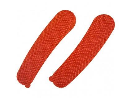blade tape oranžova, paska na hokejku blade tape, hokejovy trening
