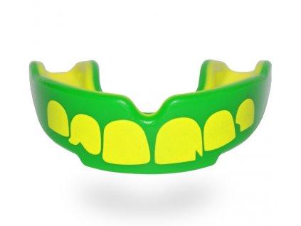 Chránič zubov SAFEJAWZ Ogre zelený 1
